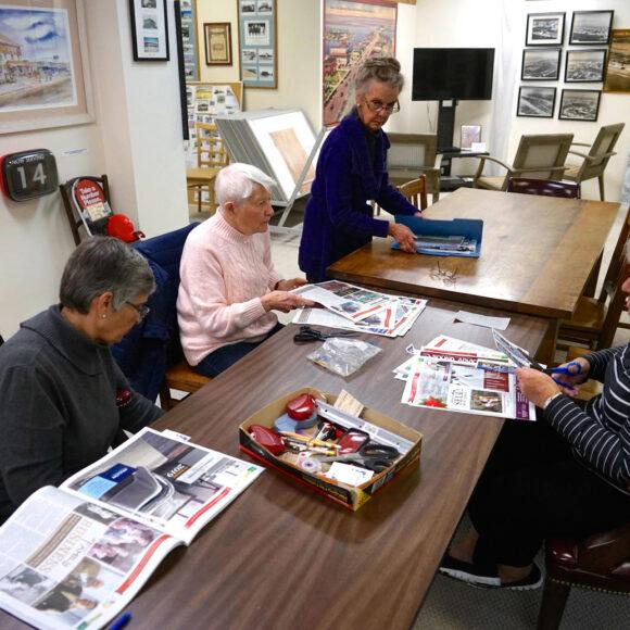 Stone Harbor Museum Volunteers