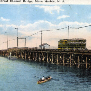 The Great Channel Bridge 1911