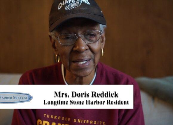 The Doris Reddick Interviews Part One
