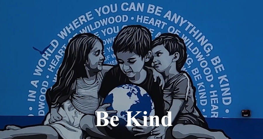 """Tranquility Tuesday #7 """"Be Kind"""""""
