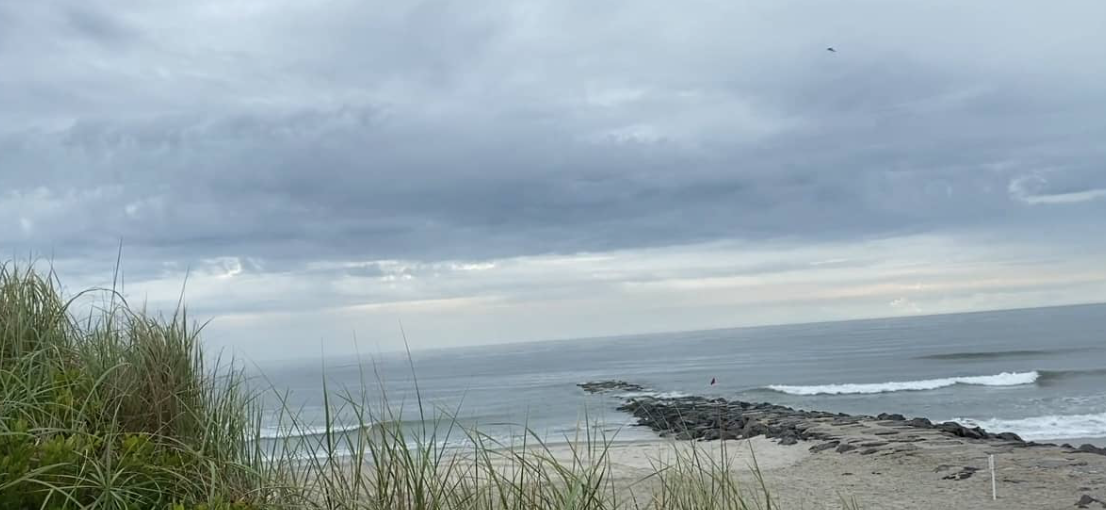 Tranquility Tuesday #18 A cloudy day at the Point