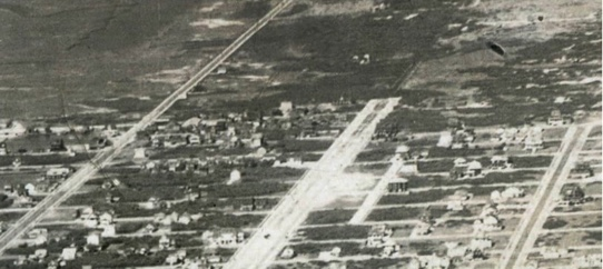 Stone Harbor Museum Minute #23 The 1941 Aerial Map