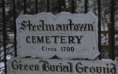 Tranquility Tuesday #43 Steelmantown Cemetery