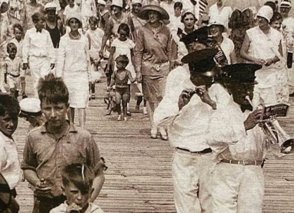 Stone Harbor Museum Minute #44 The Boardwalk Dedication
