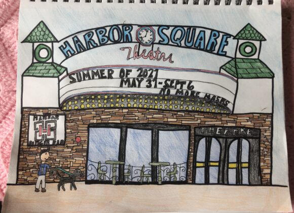 #12 – Downtown Evenings – Taryn Carruthers – Age 13