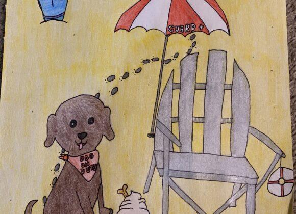 #13 – Dog on Duty – Ashlyn Carruthers – Age 12
