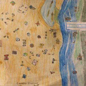 #19 – Seagull's View of Stone Harbor – Cameron Croswell – Age 12