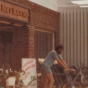 Stone Harbor Museum Minute #54 – Harbor Beach and Bike